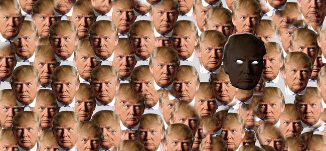 Donald Trump Psychopath