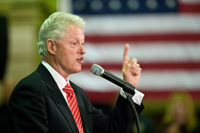 Bill Clinton - The Economy, Stupid
