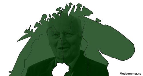 Torvald Stoltenberg - Nordkalotten