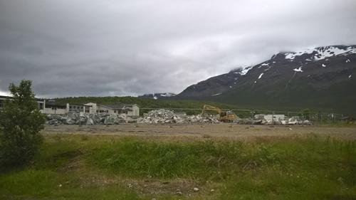 Oksfjord steinbane